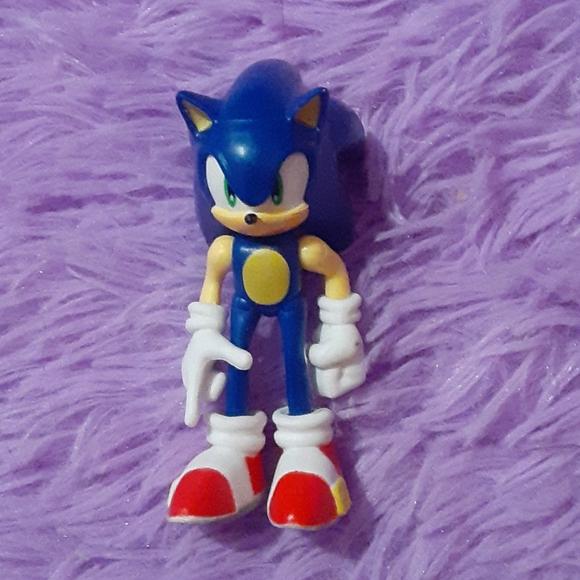 Sonic The Hedgehog Tomy Mini Figure